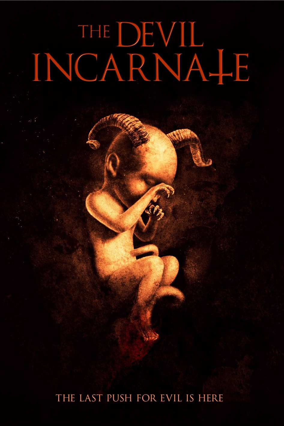 "Released in the US as ""THE DEVIL INCARNATE"""