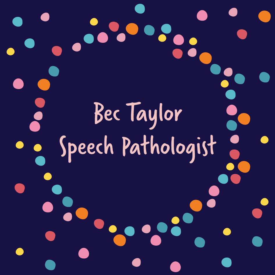 Speech Pathologist Logo