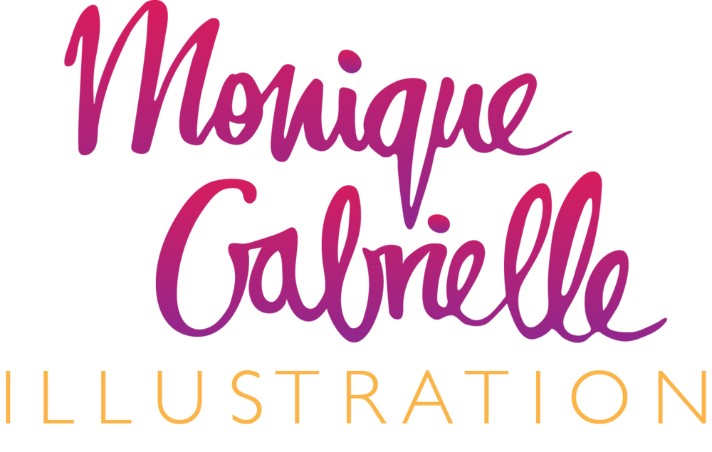 Monique Gabrielle Illustration