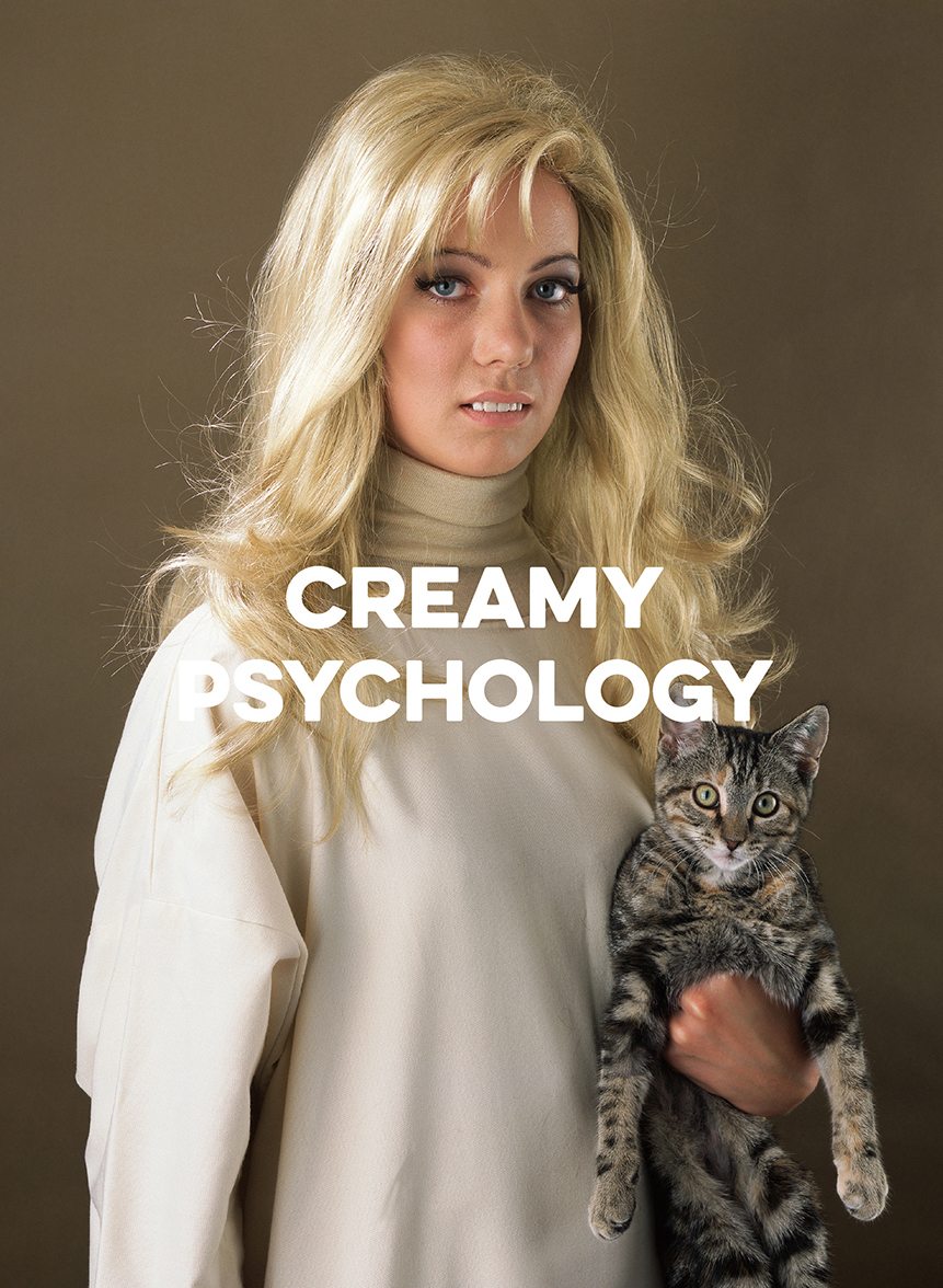 Yvonne Todd  Creamy Psychology  $60.00  Email   enquiries@ivananthony.com   to purchase