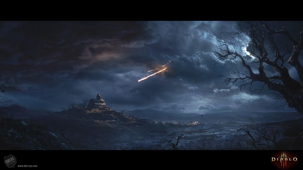 Diablo III- Intro cinematic 01