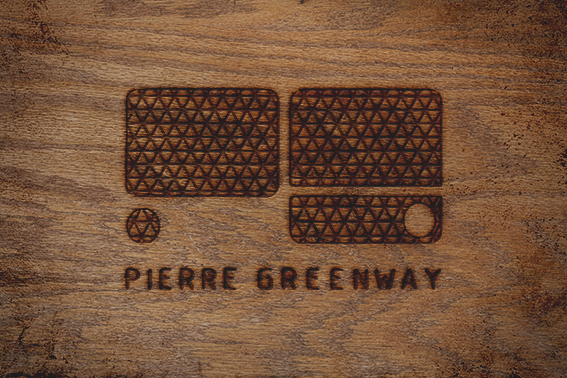 Pierregreenway logo_tmk graphics