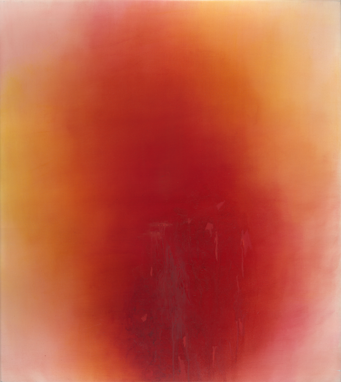 TUMULTUS. Mixed Media on Primed Polyester. 89cm x 102cm. By NANCY CONSTANDELIA.png