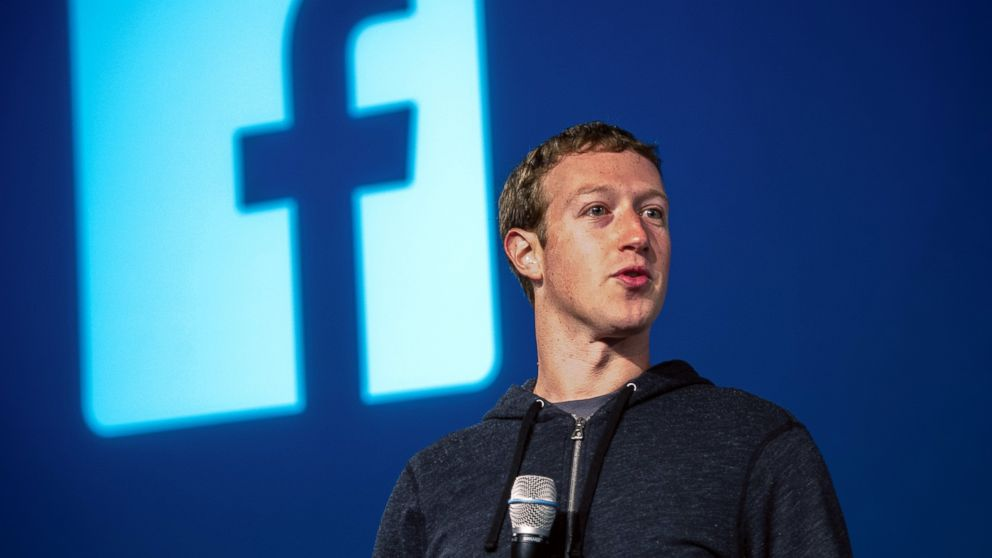 Mark Zuckerberg, Facebook CEO. Picture credit - dailytech.com