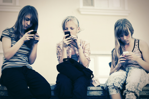 Mobile and social - today's millennials
