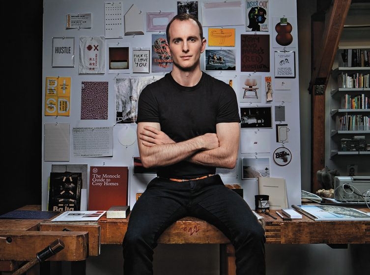 Airbnb co-founder Joe Gebbia Image credit - nuvomagazine.com