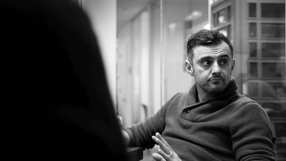 Social media is a slang term for today's internet, says Gary Vaynerchuk. Image credit - garyvaynerchuk.com