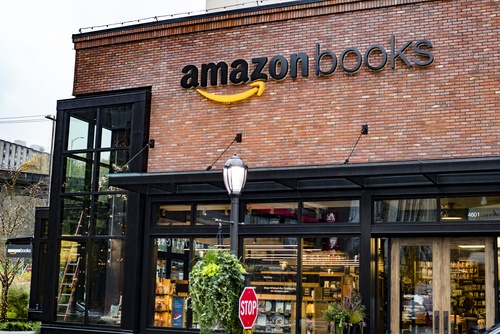 More than a bookseller - Amazon is shaping the future of retail.