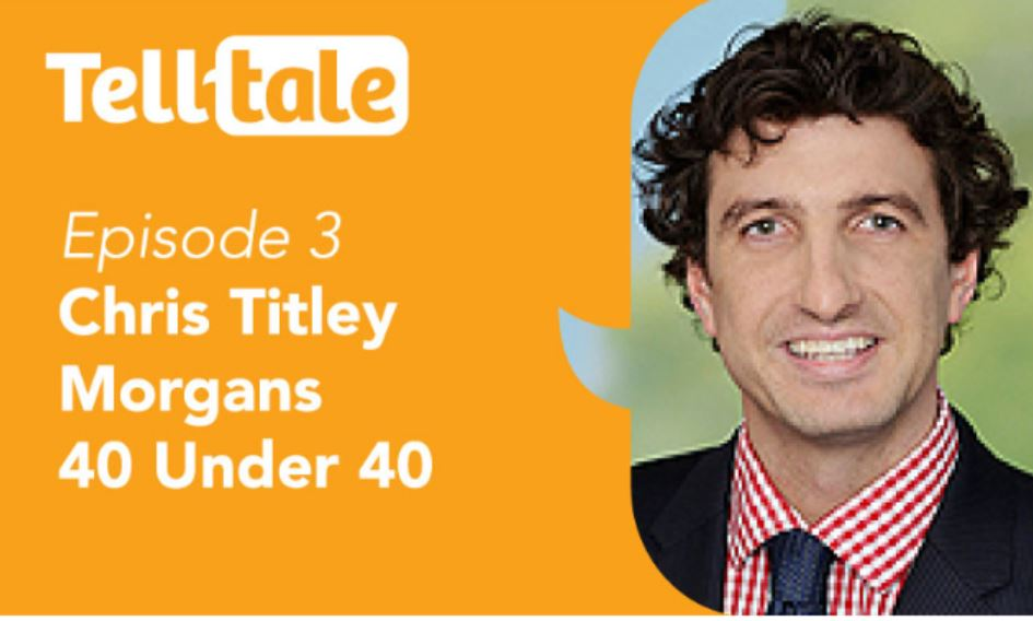 Chris Titley's podcast for Morgans Financial Ltd