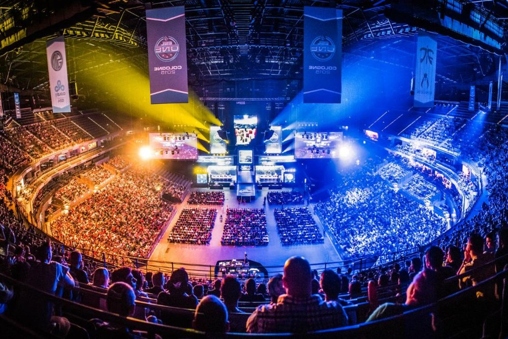 Esports: The Untapped Gold Mine To Engage Millennials. Image credit - bandt.com.au