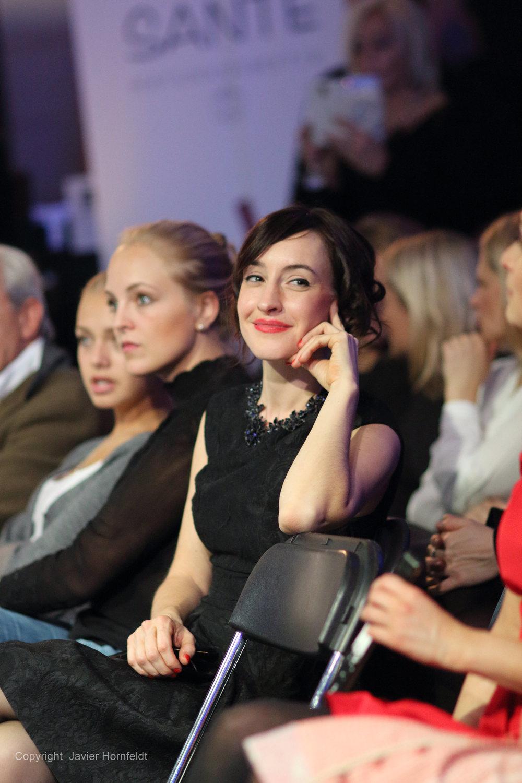 Schauspielerin Maike von Bremen in SomySo