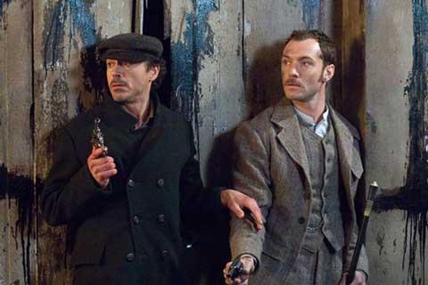 Fight Like Sherlock Holmes