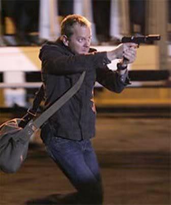 Jack Bauer E&E Bag