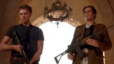 Parker and Longbaugh Guns