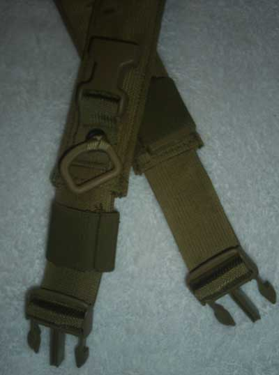 HSGI Releasable H-Harness for Chestrigs 1