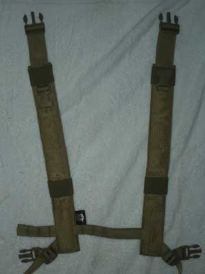 HSGI Releasable H-Harness for Chestrigs 2