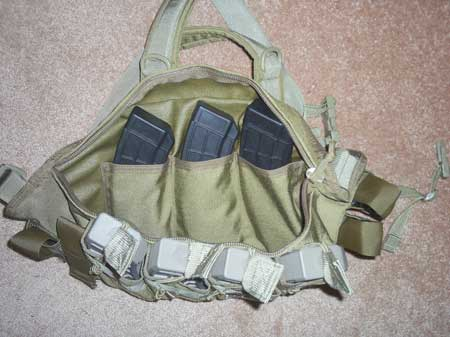 US PALM AK Attack Rack inside