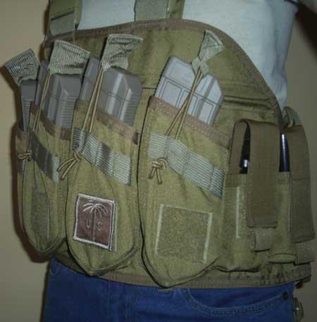 US PALM AK Attack Rack