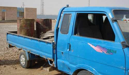 bongo truck