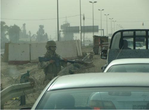 Iraqi-Checkpoint
