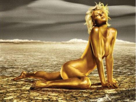 gold-girl