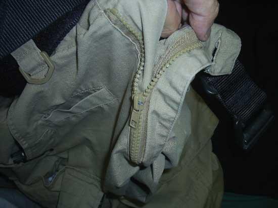 LA Police Gear Operator Tactical Pants
