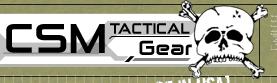 csm tactical gear