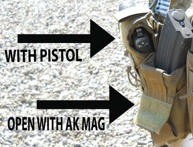 Zulu-Nylon-Gear-M4-Double-Magazine-Pouch-AK-and-Pistol