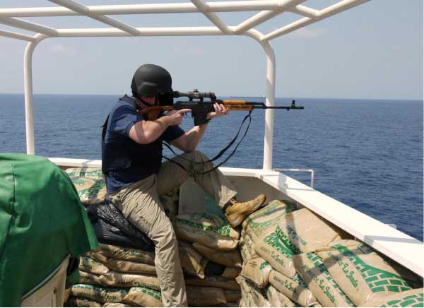 Dutch MPs give go head to arming the maritime sector against pirates