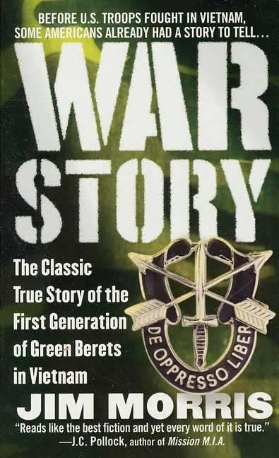 war story book cover