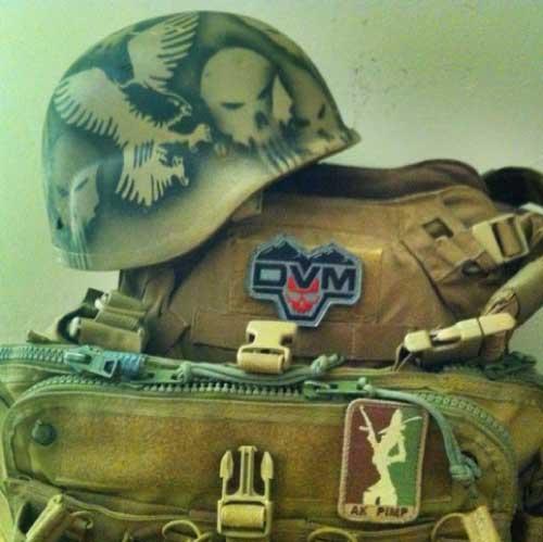 Civilian Contractor Helmet