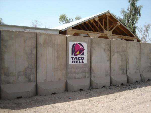 taco belll Iraq
