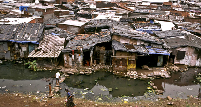 """Sweet, I can't wait until the SHTF and America is just like this Mumbai slum"" – Said no one who has actually been to a Slum in Mumbai"
