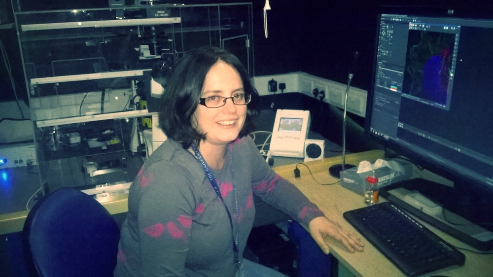 Dr Ann Wheeler  is the head of facility. She is happy to provide scientific advice and support to all researchers for all imaging-based applications. Please contact me for advanced methods, such as using the super-resolution systems, fast dynamic live imaging, TIRF, FCS and support with Grants and Papers.