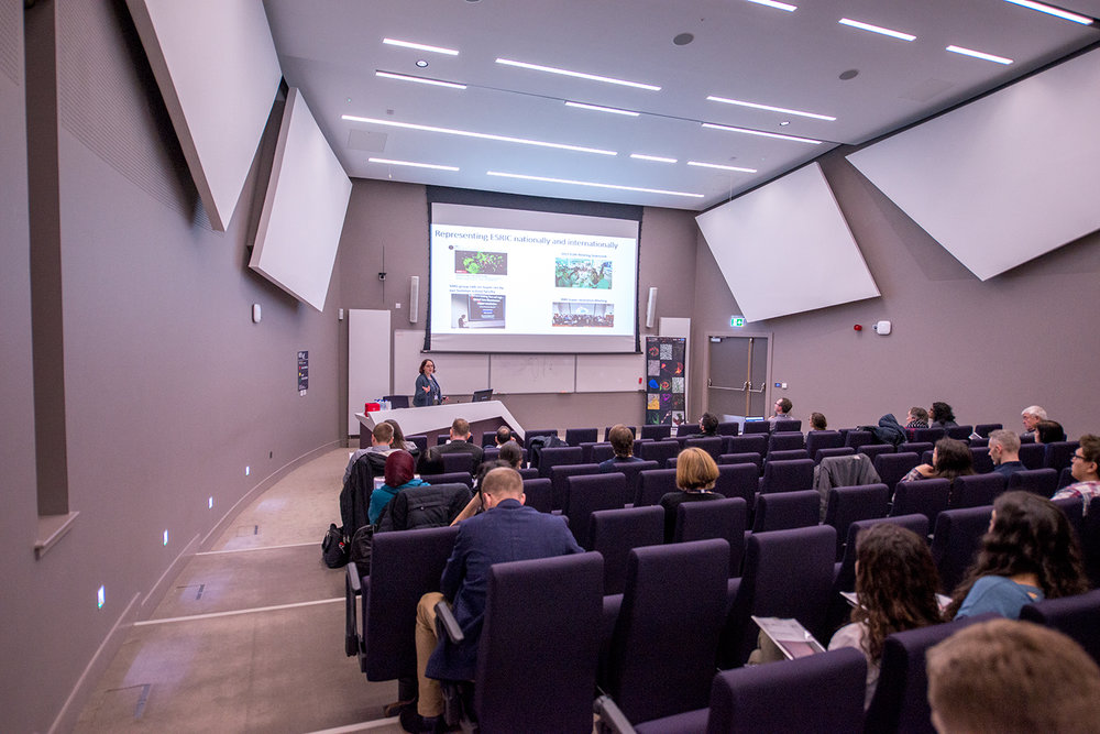 Talks from the imaging facility    Some of the talks from the seminars we run