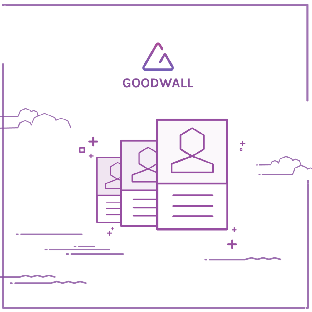 CONTENT MARKETING,  GOODWALL  | Social Media & Graphic