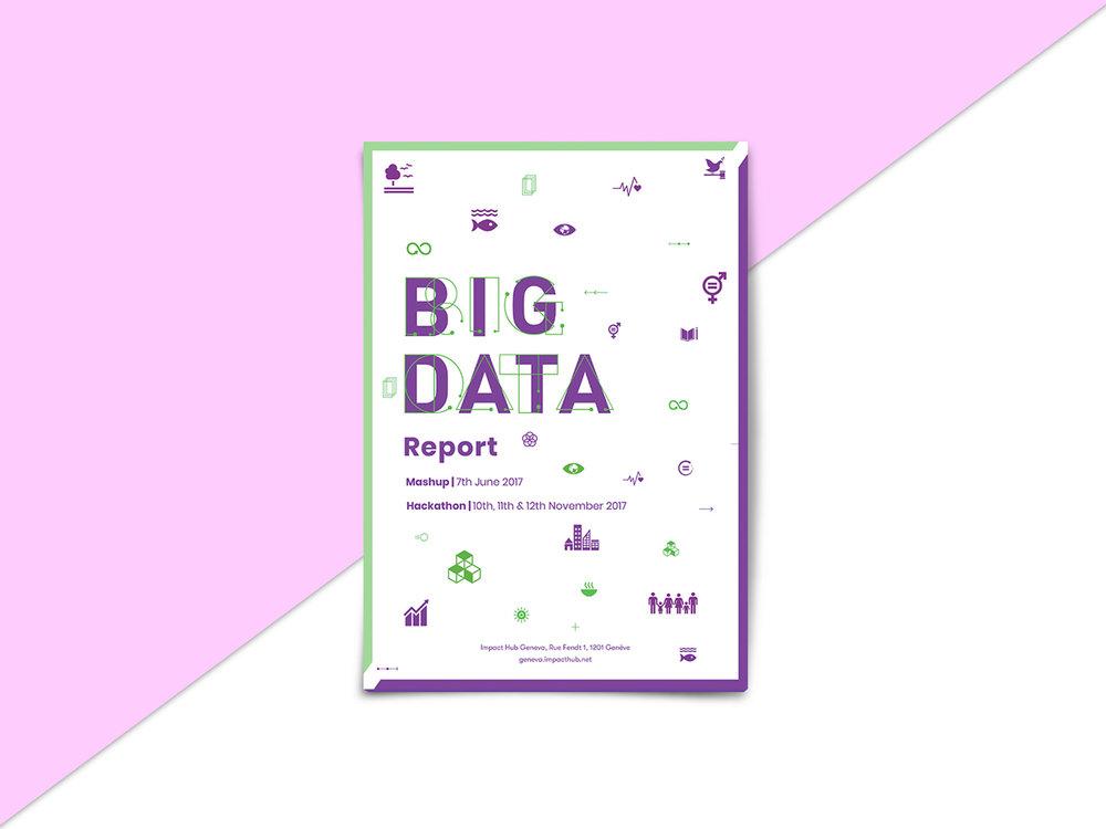 BIG DATA REPORT 2017,  IMPACT HUB GENEVA  | Layout