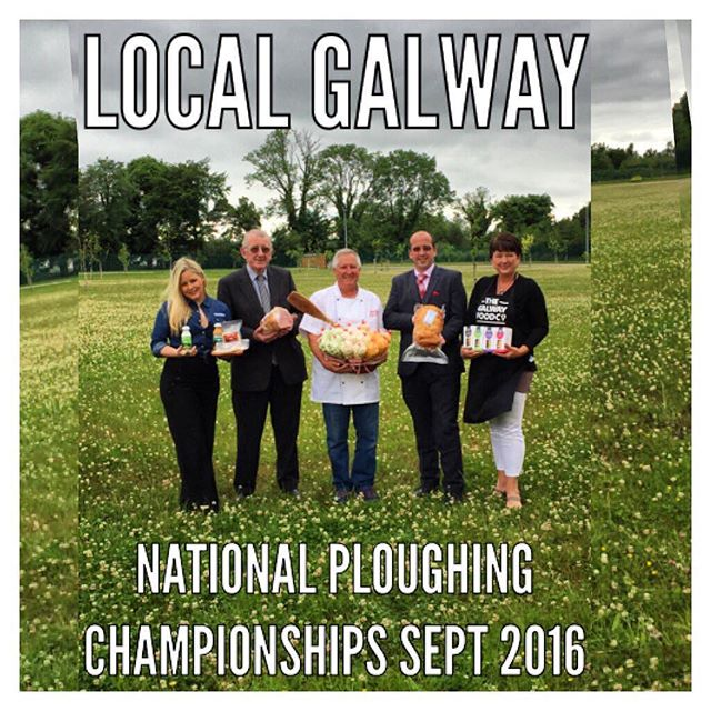 Sabanero is proud to announce our participation this year 2016 in the #nationalploughingchampionships thanks to the support of @galwaylocalenterprise ... We are feeling so grateful for this opportunity... So come and visit us and try our products as well as a chance to win prizes. #TeamGalway #Galway #Ireland #Cheese #FreshCheese #VenezuelanCheese #irishproduce