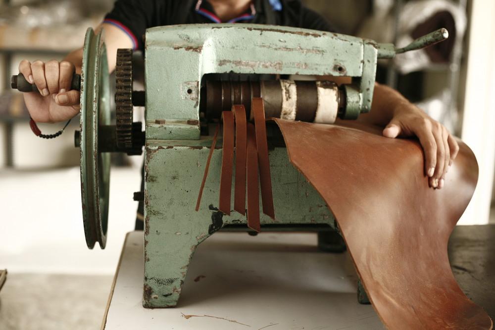 cutting leather.JPG