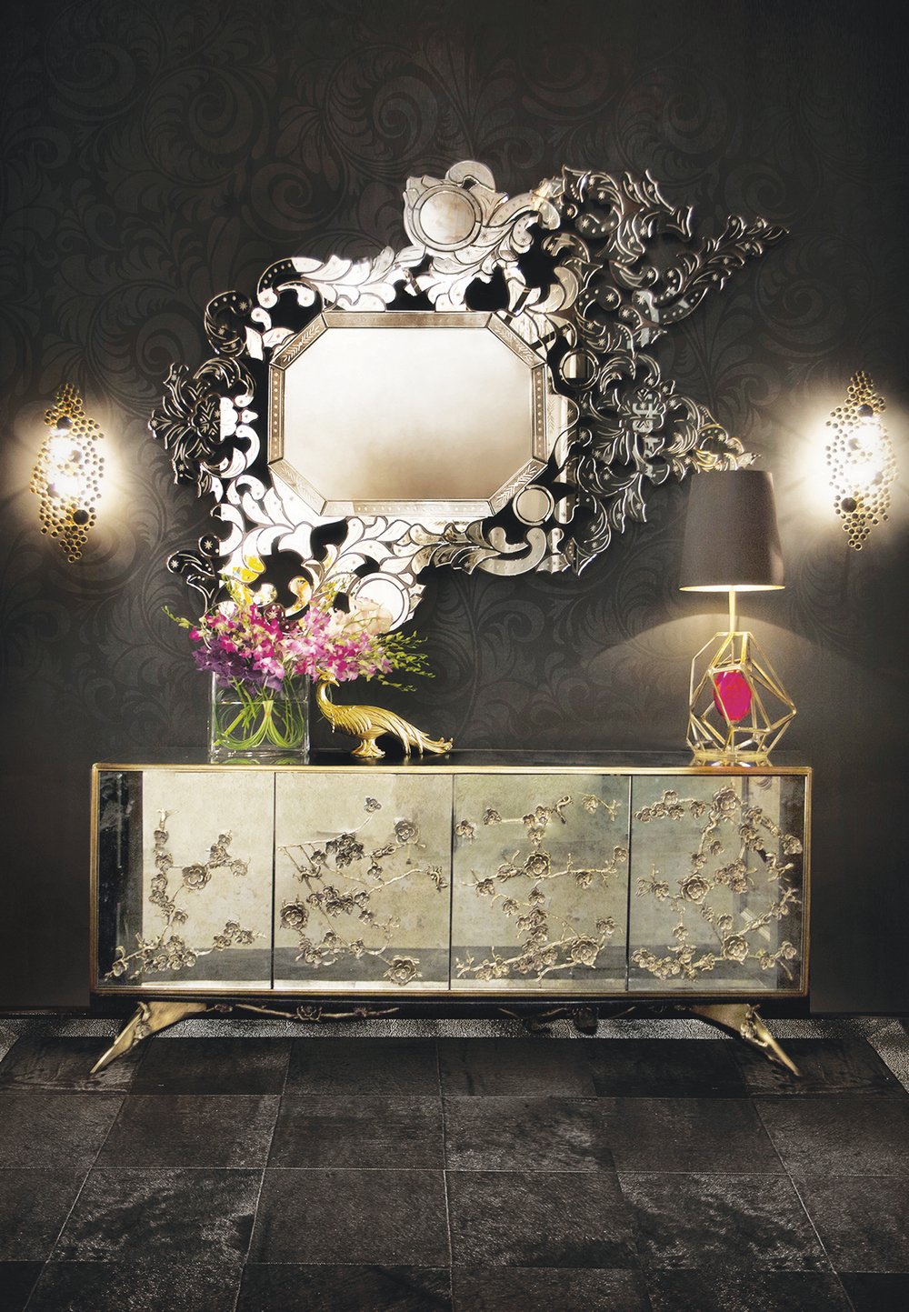 addicta-mirror-spellbound-cabinet-eternity-sconce-gem-table-lamp-chandra-chair-koket-projects.jpg