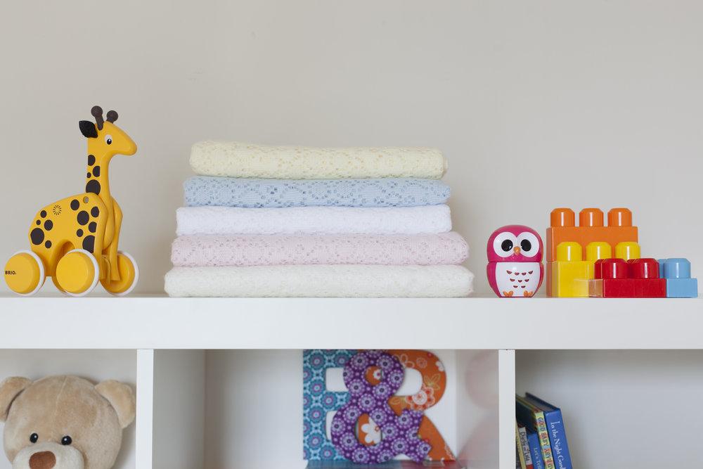 MYB Textiles Baby Blankets