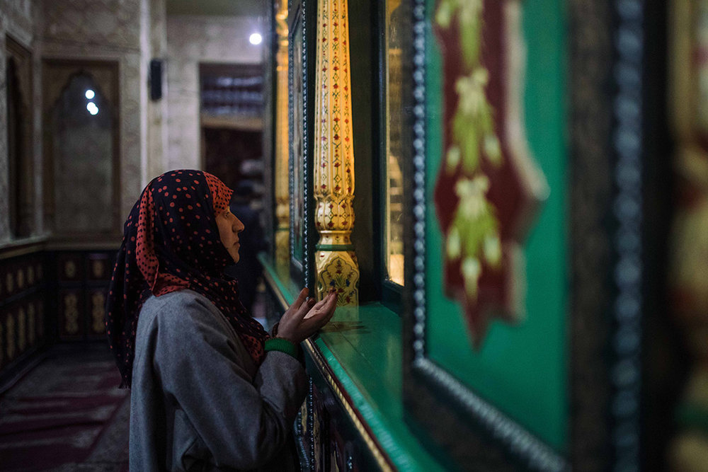 Kashmir, India 2017