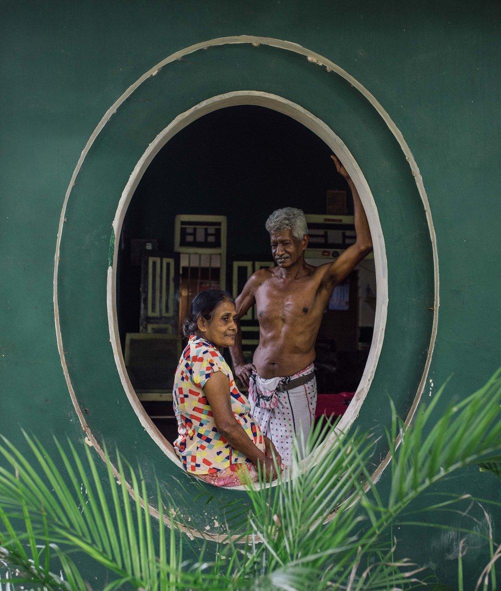 Tangalle, Sri Lanka 2016