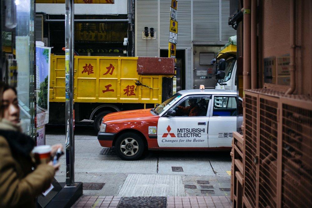 Central, HongKong 2015