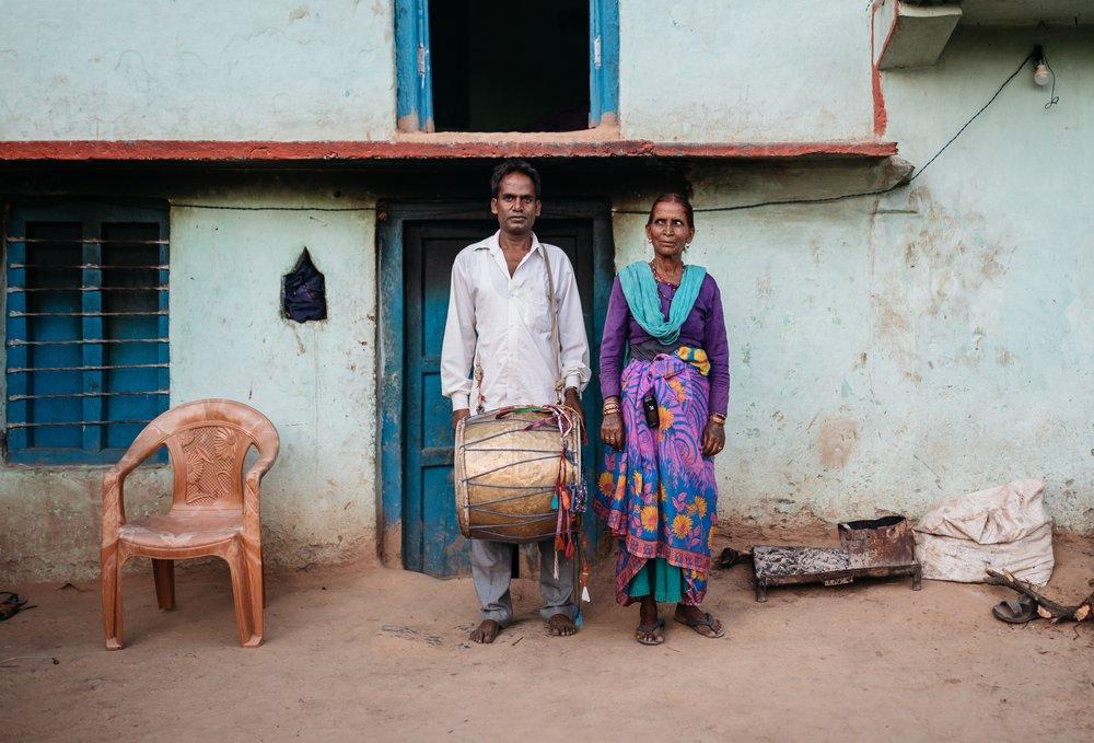 Saur Village, India 2017
