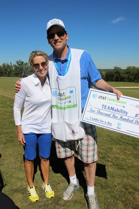 Raising Money for TEAMability