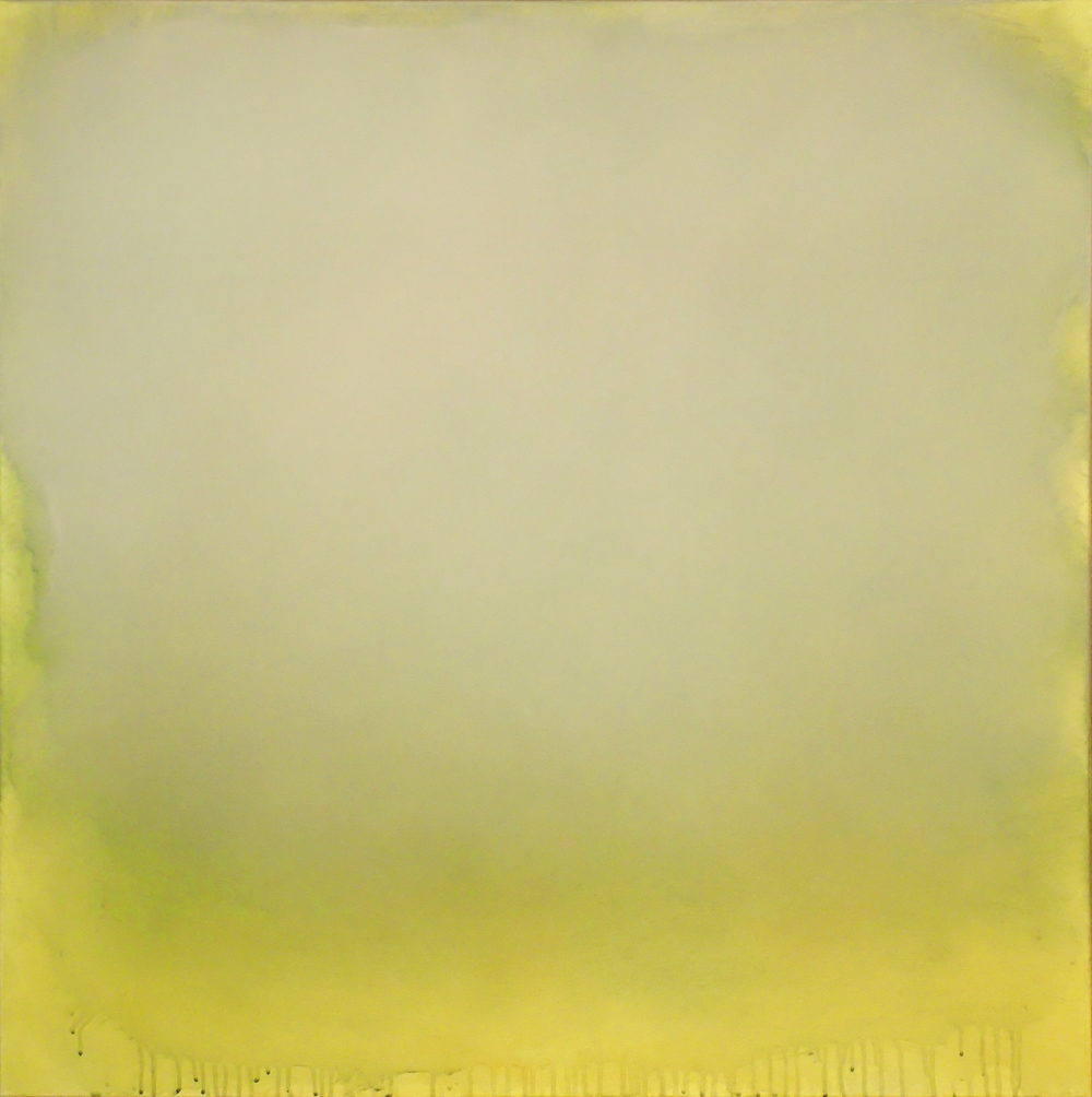"Silent Search - No. 26, 2015, acrylic on canvas, 36"" x 36"""