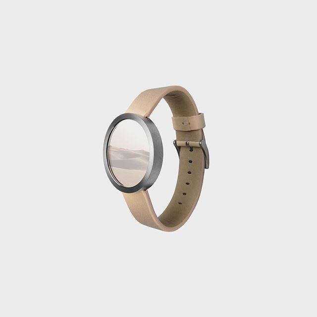Timeless Wrist Mirror - For the vain and voyeuristic.  Design by @minimaluxofficial