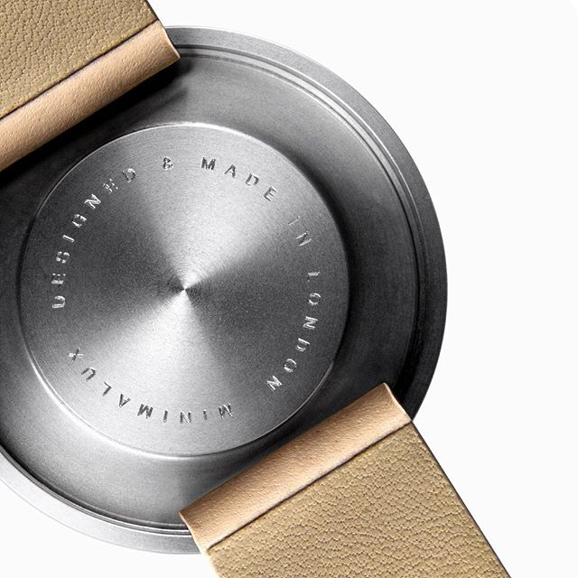 Part 2 Timeless Wrist Mirror - Designed & made in london. @minimaluxofficial