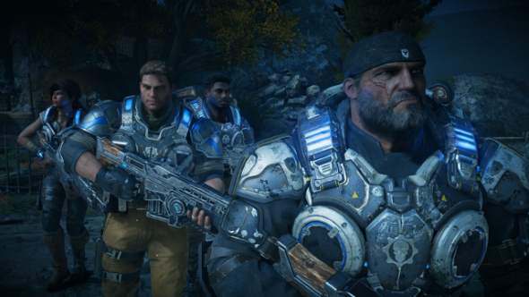 Gears Of War 4 Review Single Player Trevor Trove